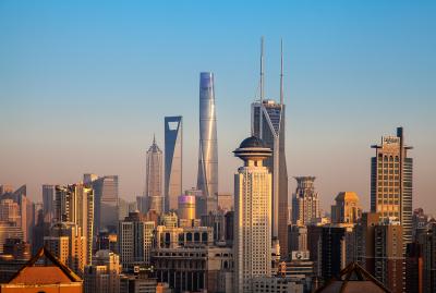 上海中心57